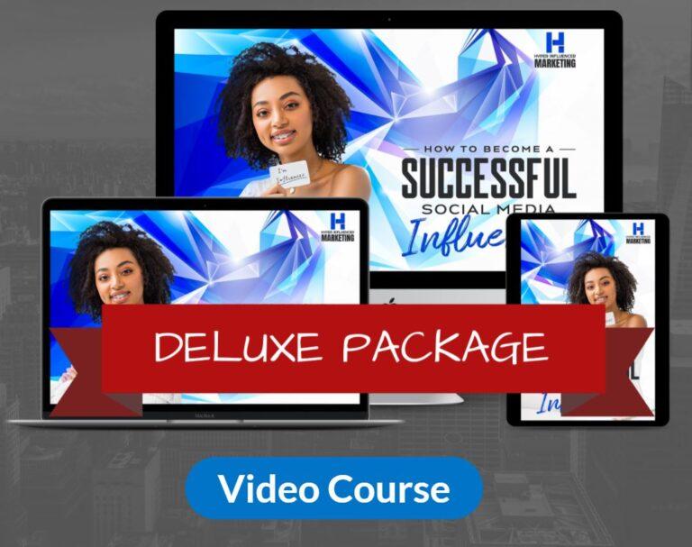 Hyper Influencer Marketing (video course + eBook)